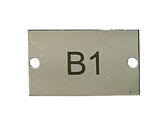 SS Name Plate Suppliers
